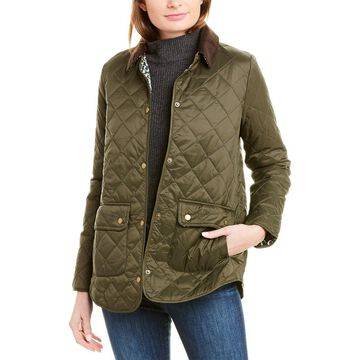 Barbour Womens Naomi Quilted Coat
