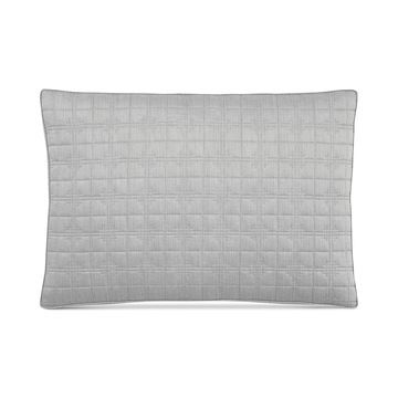 Modern Plaid Quilted Standard Sham, Created for Macy's