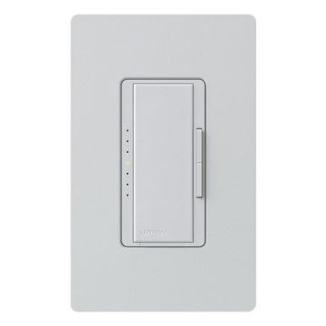 Lutron Maestro Multi-Location Palladium Decorator Light Dimmer