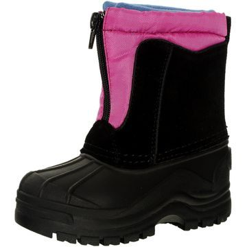 Totes Girl's Snowdrift Ankle-High Leather Boot