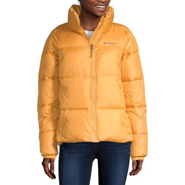 Columbia Puffect Puffer Water Resistant Heavyweight Ski Jacket