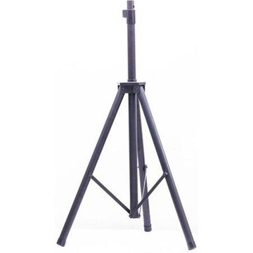 Hanover Height Adjustable Tripod Stand for Select Infrared Heat Lamps, Black