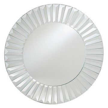 Afina Radiance Venetian Decoraive Mirrors, Small Round