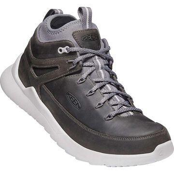 KEEN Men's Highland Mid Sneaker - 13 - Growler / White