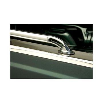 Putco 89822 Bed Rails, Approx. 6 ft. 5 in. Polished