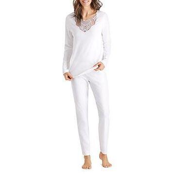 Hanro Adina Pajama Set