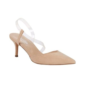 Charles By Charles David Alda Suede Pump