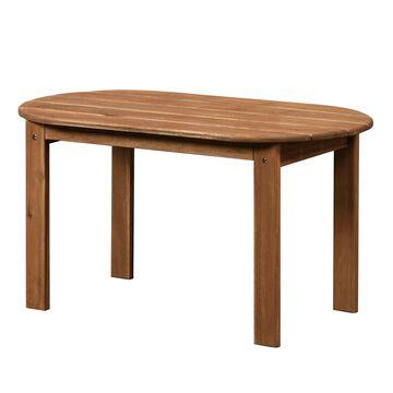 Linon Adirondack Indoor / Outdoor Patio Coffee Table