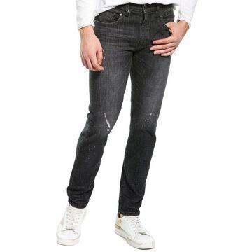 R13 Boy Hardwin Slim Straight Leg Jean
