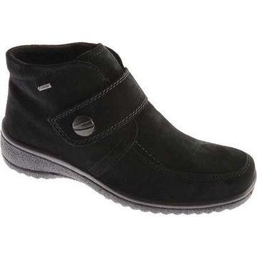 ara Women's Marisol 48531 Black Hydro-Velour