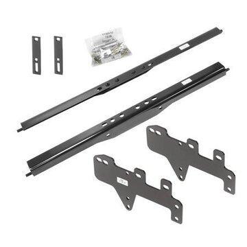 Reese 4454 Gooseneck Rail Kit - Select Chevrolet / GMC 1500 Models