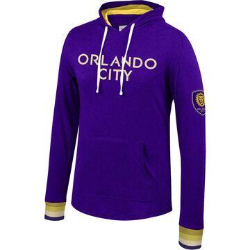 Mitchell & Ness Men's Orlando City Lightweight Purple Hoodie