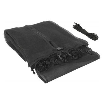 Trampoline Replacement Enclosure Safety Net, For 15' Round Frames
