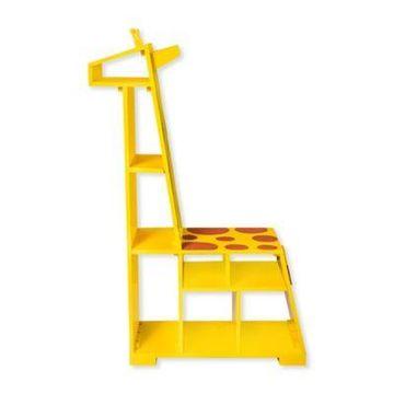 Teamson Kids Zoo Kingdom Giraffe Bookshelf