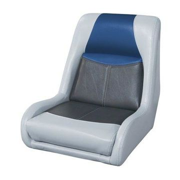 Wise 8WD1453-840 Blast-Off Tour Series Swept Back Style Bucket Seat, Marble/Charcoal/Midnight