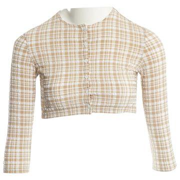 Lisa Marie Fernandez \N Beige Cotton Tops
