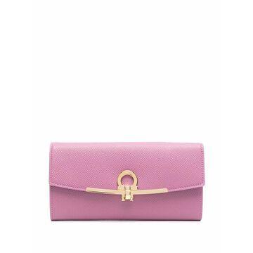 Salvatore Ferragamo Wallets Pink