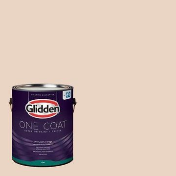 Enjoy, Glidden One Coat, Exterior Paint and Primer