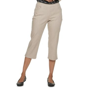 Women's Napa Valley Super Stretch Pull-On Capri Pants