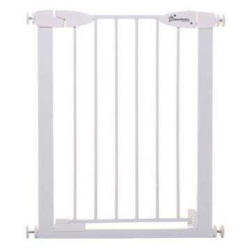 Dreambaby Boston Metal Tension Mount Slimline Security Gate in White