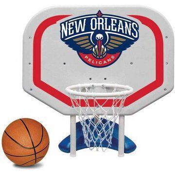 Poolmaster New Orleans Pelicans NBA Pro Rebounder-Style Poolside Basketball Game