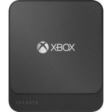 Seagate Game Drive 1TB Solid State Drive - External - USB 3.0- Portable- Black