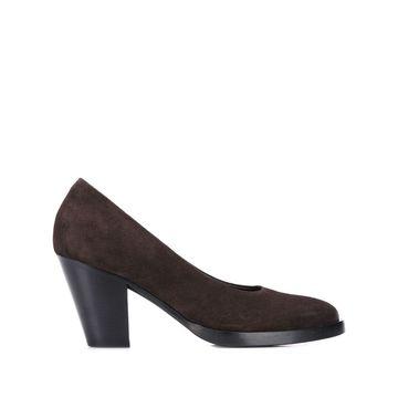 mid-heel pumps
