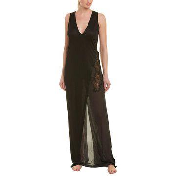 La Perla Womens Silk-Blend Nightgown