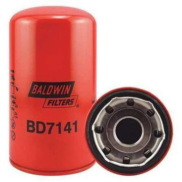 BALDWIN FILTERS BD7141 Oil Filter,Spin-On,Dual-Flow