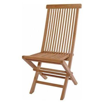 Anderson Teak Patio Lawn Garden Furniture Classic Folding Chair