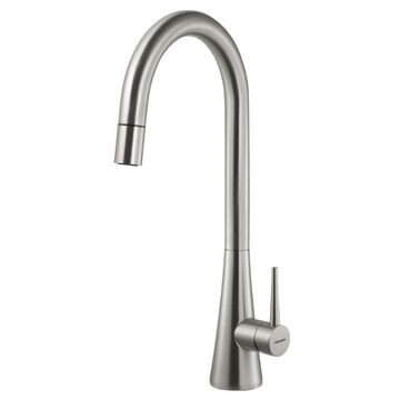 Houzer SOMPD-669 Soma Pull-Down Kitchen Faucet with CeraDox Lifetime Technology