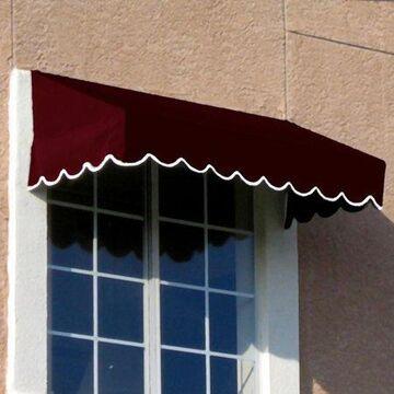 Awntech San Francisco Elegant Slope Window/Door Awning