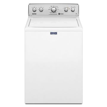 Maytag 4.2 Cu. Ft. White Top Load Washer With Deep Water Wash Option And PowerWash Cycle