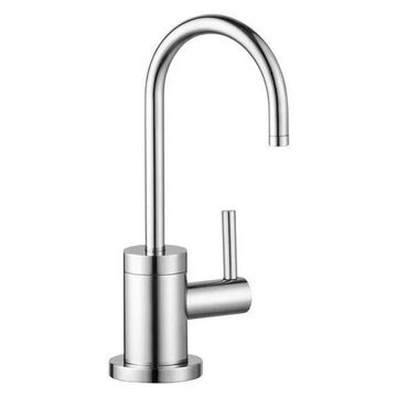 Hansgrohe Chrome Beverage Faucet