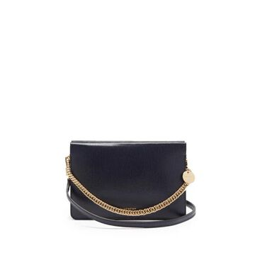 Givenchy - Cross3 Grained-leather Cross-body Bag - Womens - Navy