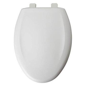 Bemis 1200TCA 000 Plastic Elongated Toilet Seat, White