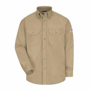 Bulwark Long-Sleeve Dress Shirt
