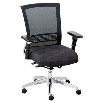 Array Fabric Seat Mesh Back Ergonomic Chair