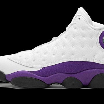 Air Jordan 13 'Lakers' Shoes - Size 9