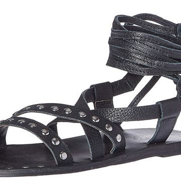 Charles by Charles David Womens Steeler Leather Open Toe Casual