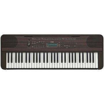Yamaha PSR-E360 61-Key Portable Keyboard Walnut