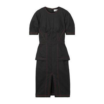 FLEUR DU MAL Midi dress