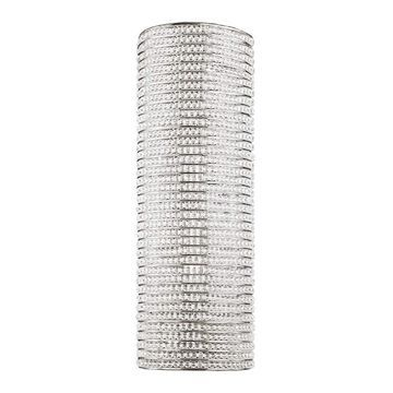 Gallery Crystal Ring Sconce