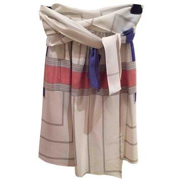 Vanessa Bruno Multicolour Silk Skirts