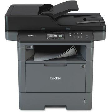 Brother Monochrome Laser Multifunction All-in-One Printer, MFC-L5800DW, Wireless Networking, Mobile Printing & Scanning, Duplex Printing