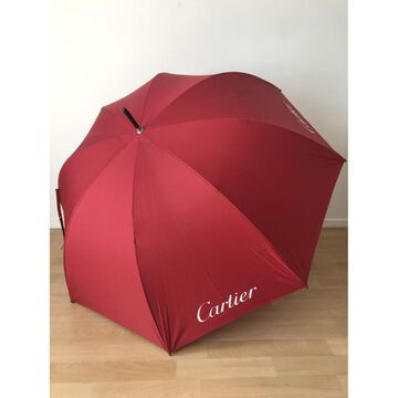 Cartier Red Synthetic Home decor