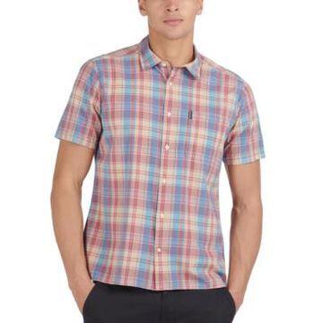 Barbour Men's Classic-Fit Madras Plaid Shirt
