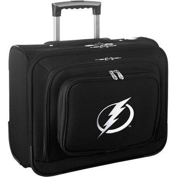 Denco NHL Wheeled Laptop Overnighter, Tampa Bay Lightning