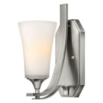 Hinkley Lighting 4630 Brantley 1-Light Bathroom Sconce