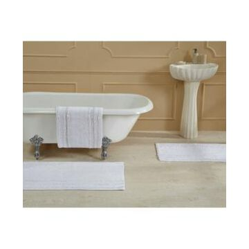 Better Trends Ruffled Border Bath Mat 21